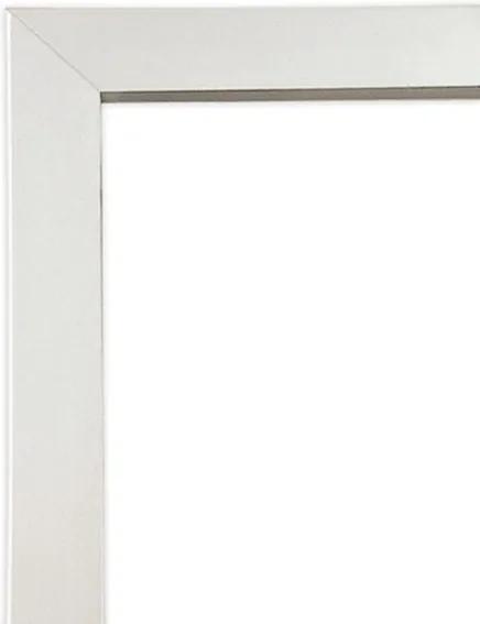 Guarnição Aluminium Branca 100x120 - Sasazaki - Sasazaki