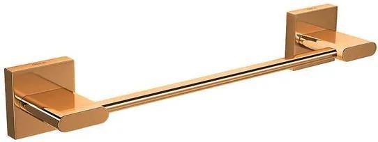 Porta Toalha Barra Polo Red Gold 20cm - 2040.GL33.020.RD - Deca - Deca