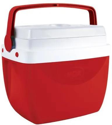 Caixa Térmica 12 Litros Vermelha