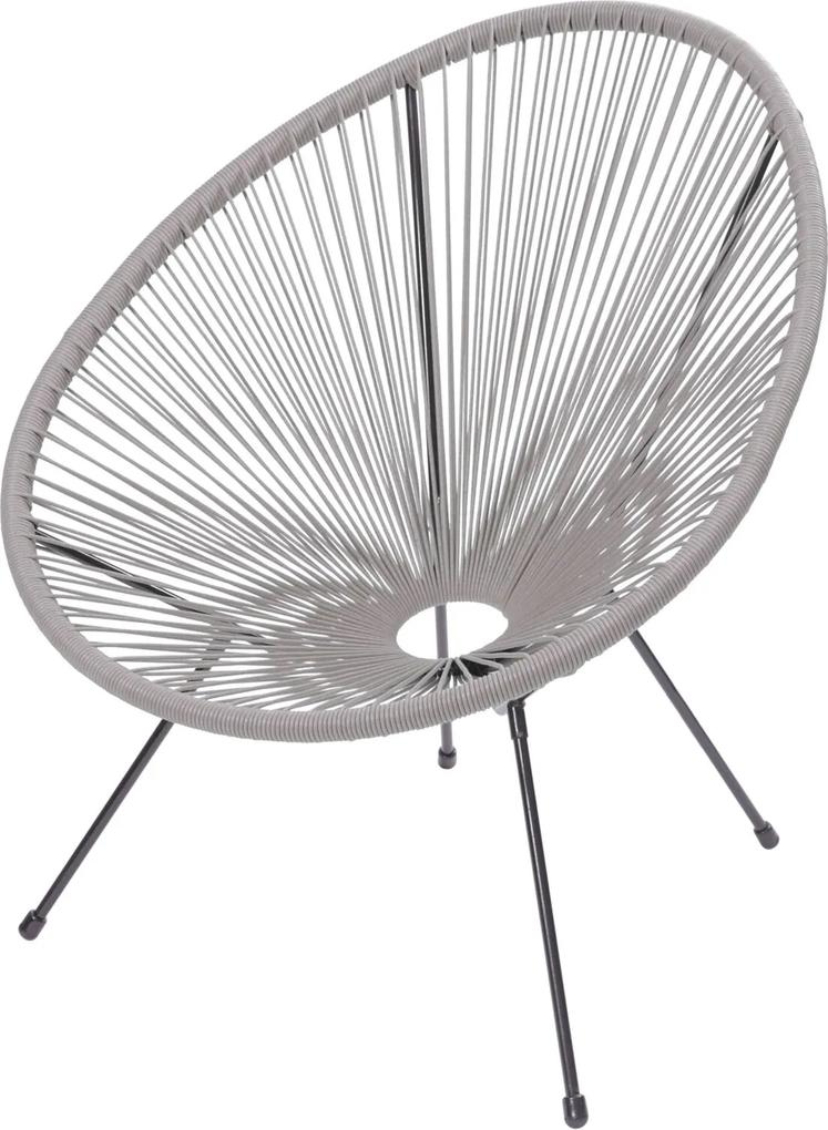 Cadeira Acapulco OrDesign Cinza
