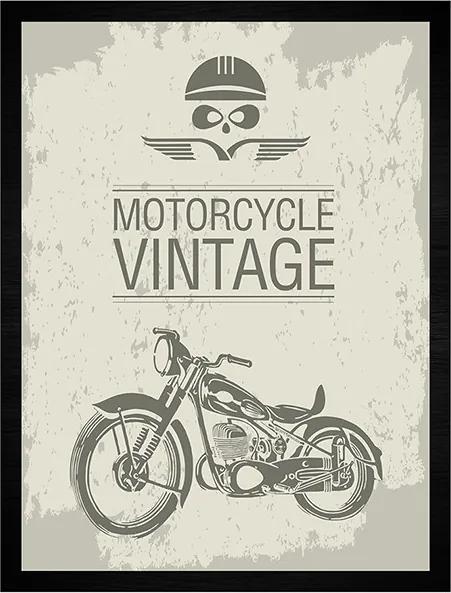 Quadro Motorcycle Vintage