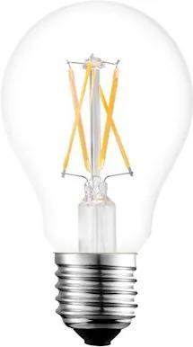 Lâmpada Bulbo Filamento Led Transparente 4W 2700K