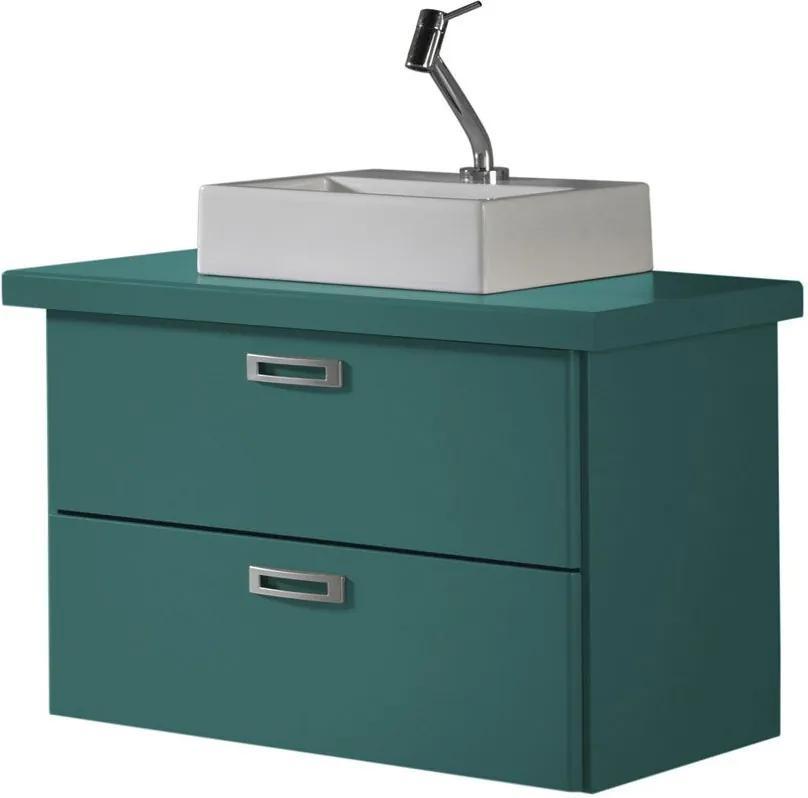 Armário de Banheiro Kenzo 161 Azul Claro - Maxima