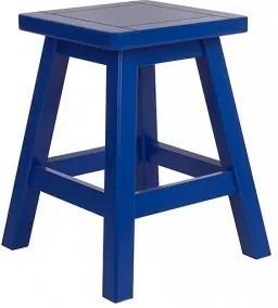 Banqueta Infantil Compact Azul