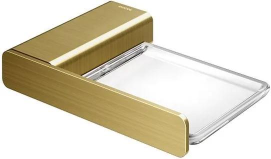 Saboneteira Flat Ouro Escovado - 01013872 - Docol - Docol