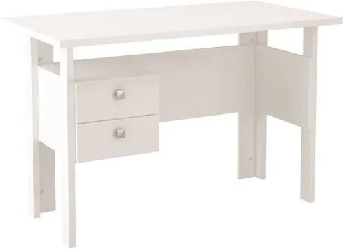 Mesa para Computador Inove cor Branco Brilho - 27495 Sun House