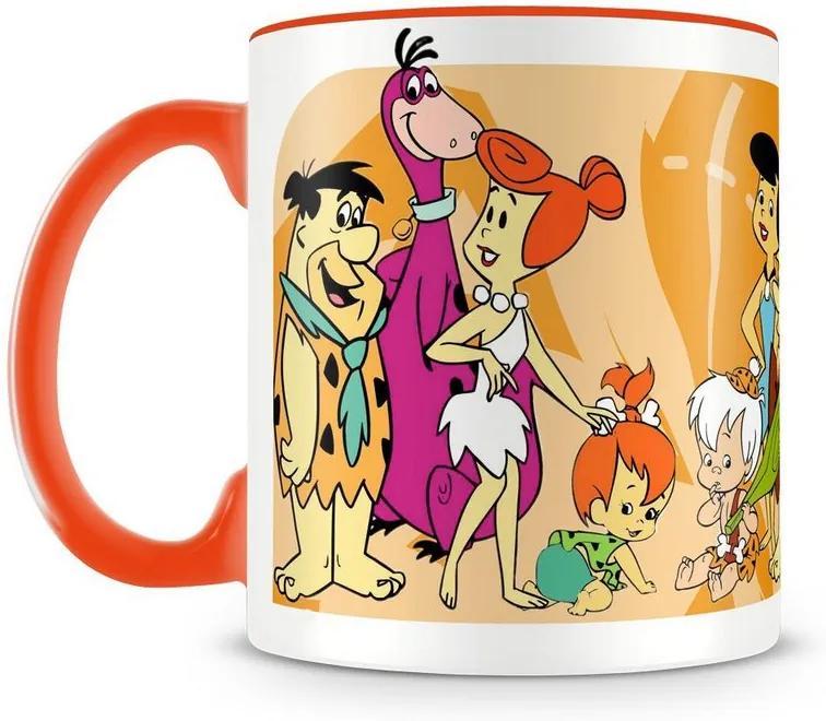Caneca Personalizada Desenhos Clássicos (Os Flintstones)