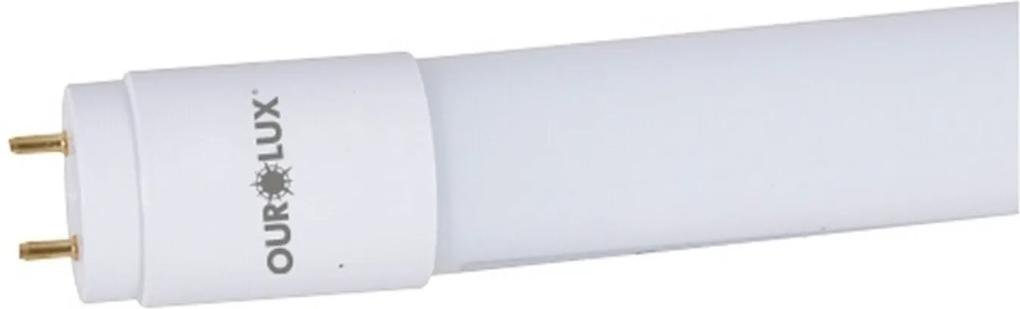 Lâmpada Tubular Led 9W 6500K Bivolt 20240 Ourolux