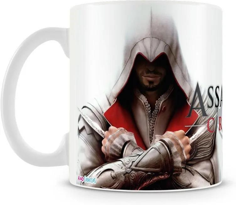Caneca Personalizada Assassin's Creed Ezio