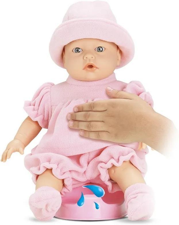 Boneca Bebê Jensen - Dia de Passeio - Roma
