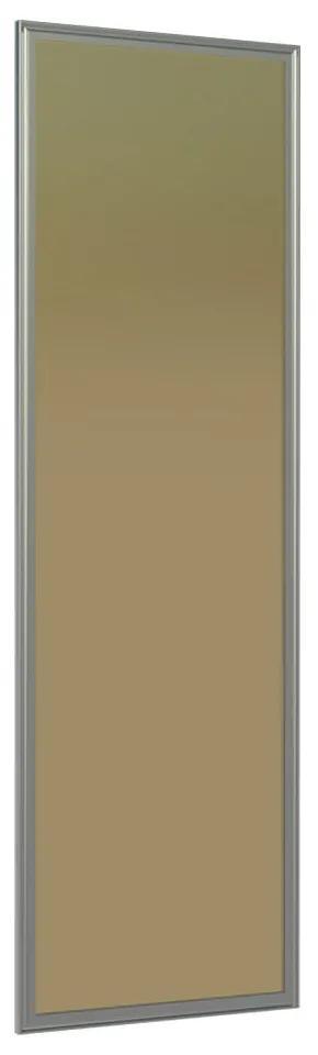 Vidro Reflex de 194,1 x 63 cm para Guarda-Roupa Madesa Cor:Incolor