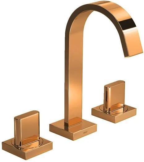 Misturador para Banheiro Mesa Polo Red Gold - 1877.GL33.RD - Deca - Deca