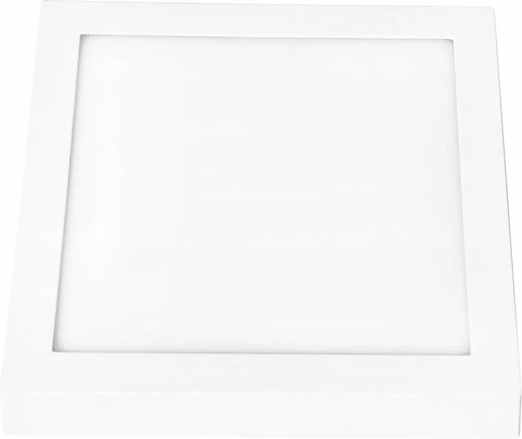 luminária sobrep. SMART Q 17,2cm 12w led quente BELLA DL098WW