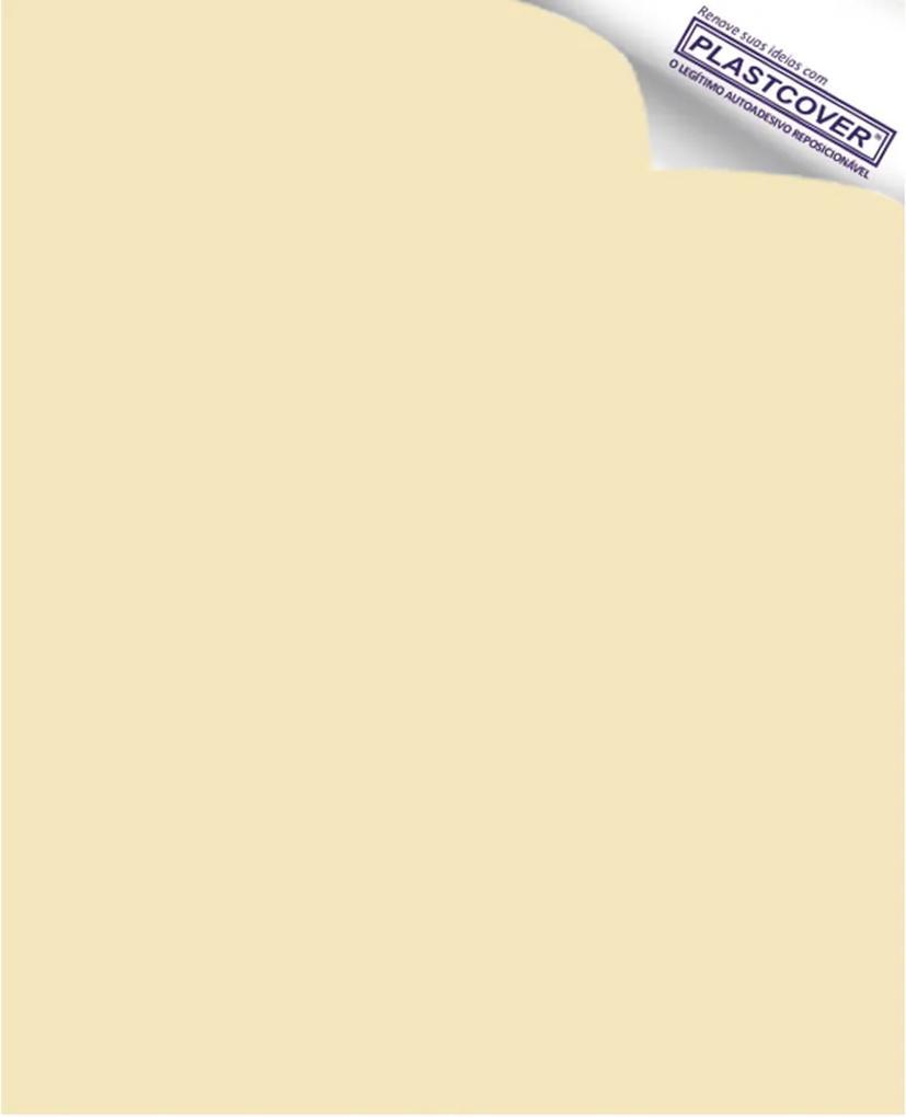 Revestimento Adesivo Bege 45cm x 10m