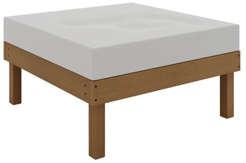 Puff Componível Lazy (Almofadas não acompanham o produto) - Wood Prime MR 218605