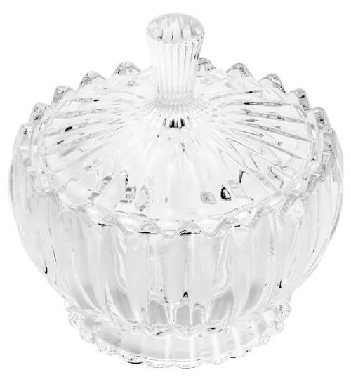 Potiche Cristal Medio Geneva 16,5x17,5cm 25530 Wolff