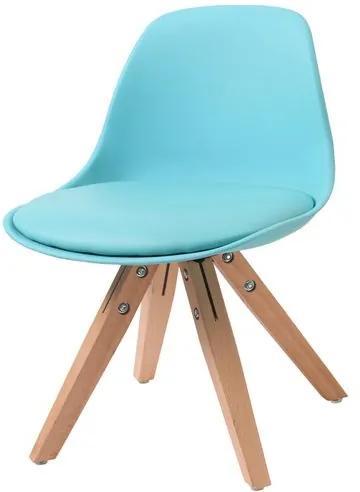 Cadeira Infantil Eames Luisa MKC-028 PP Azul - 35999 Sun House