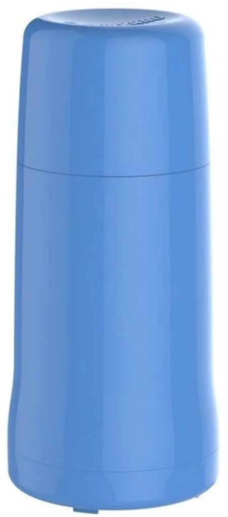 Garrafa Térmica Ônix - Soprano - Azul - 250ml