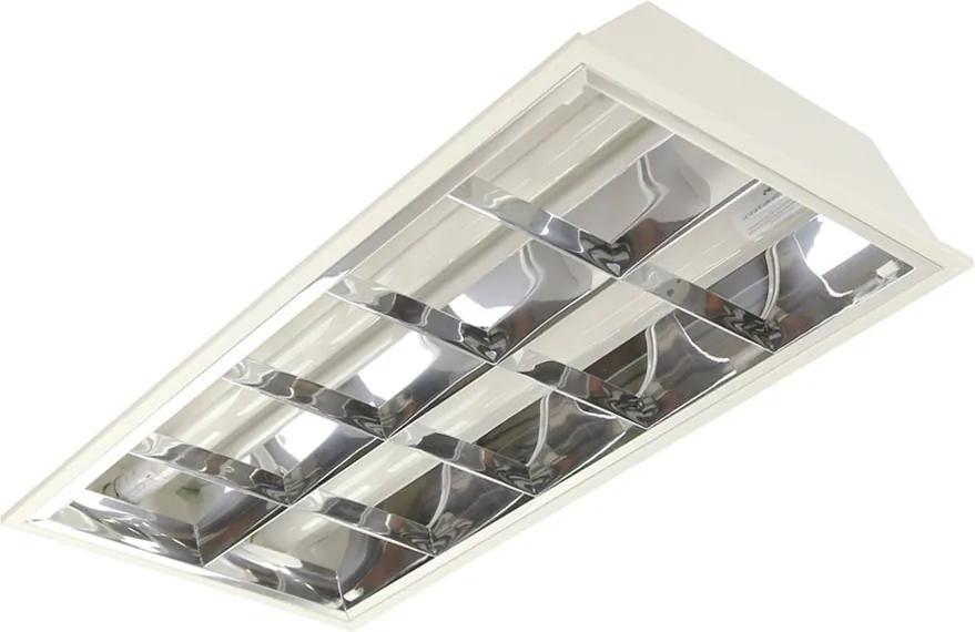 Luminaria Embutir Aluminio Branco