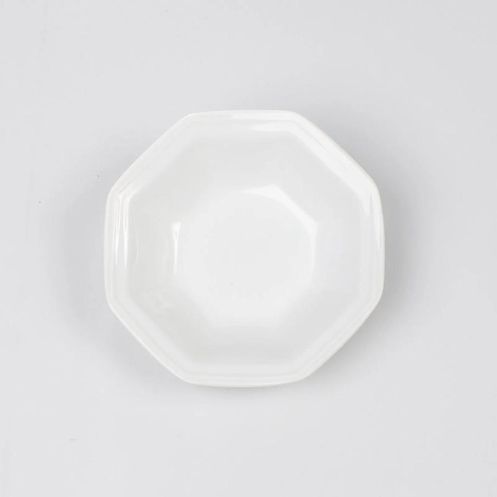 Saladeira 14 cm Porcelana Schmidt - Mod. Prisma
