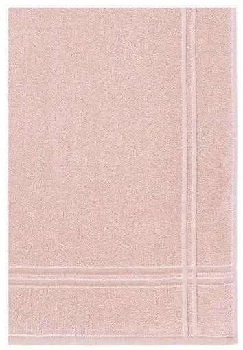 Toalha de Piso Karsten Metrópole Rosé Multicores