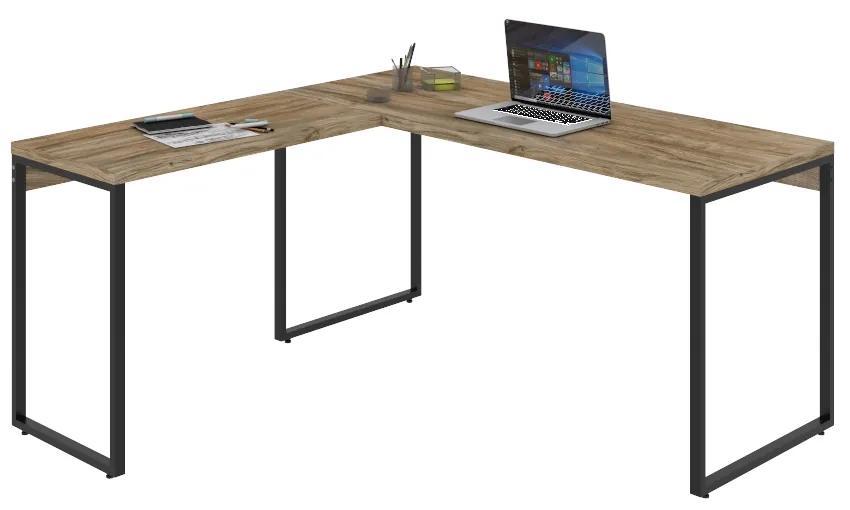 Mesa de Canto ML6150 Carvalho - Compace
