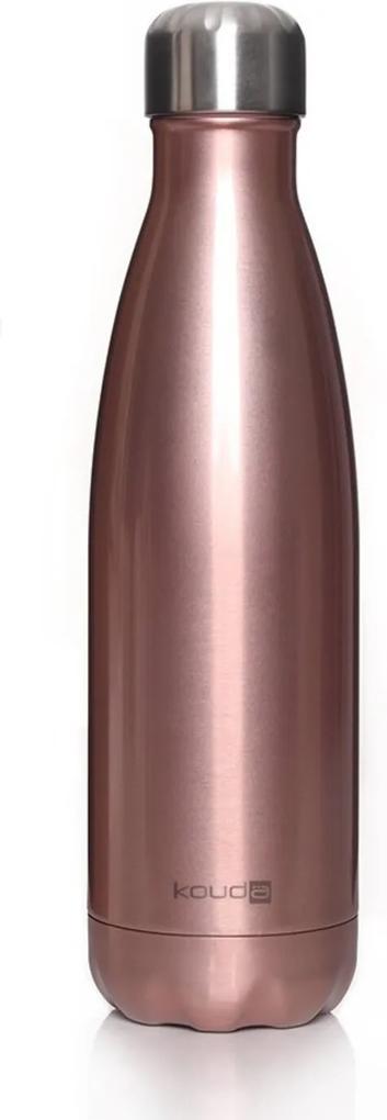 Garrafa Kouda 500ml 10373 Rose Gold