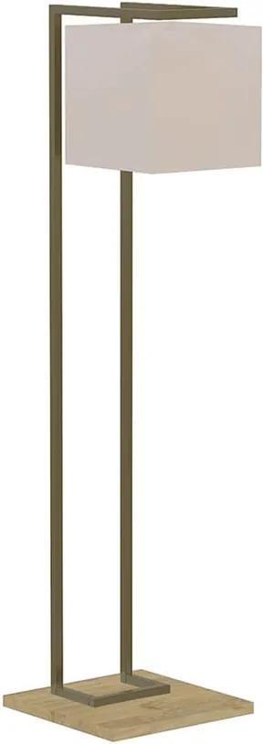 Luminária Mardin C/ Cúpula Corazi / Bronze
