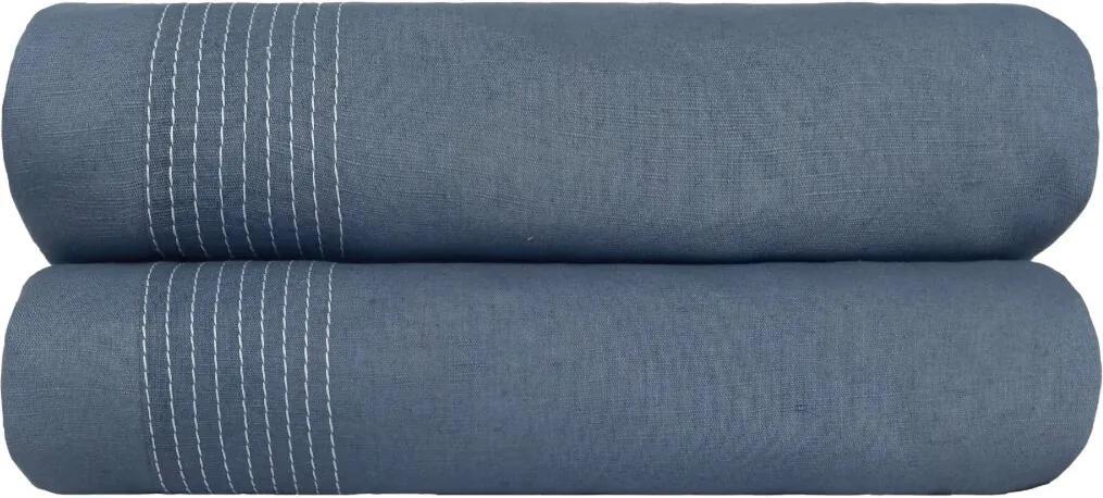Capa para Duvet L'acqua Casal 2,50x2,20 Muguet Home Azul
