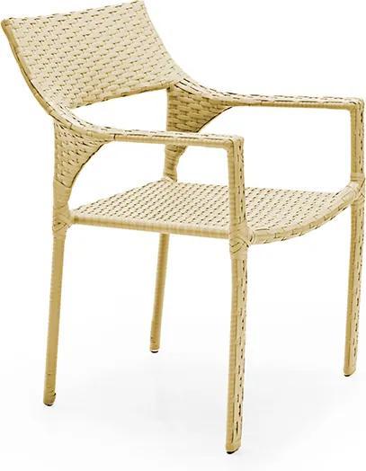 Cadeira Jade Empilhável - Área Externa