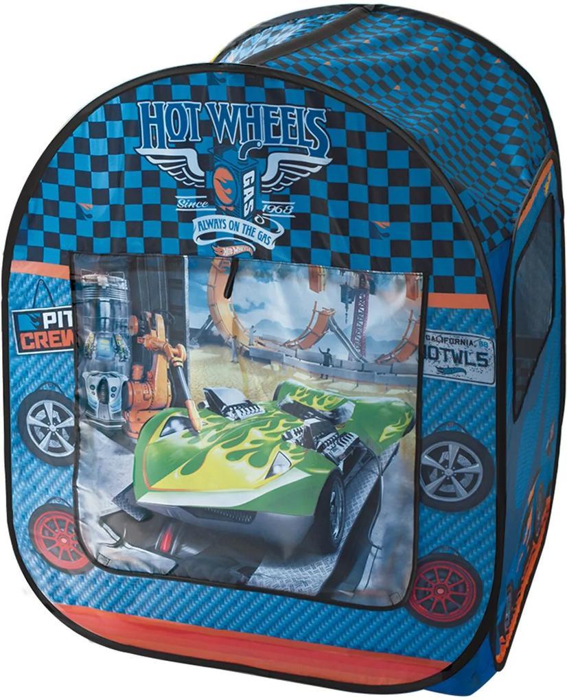 Barraca Hot Wheels com 50 Bolinhas Fun Divirta-Se
