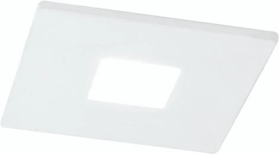 Plafon Embutir Aluminio Branco Lisse Pin