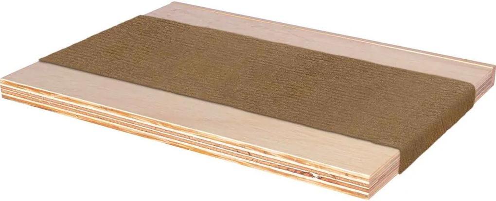 Arranhador Cat Plank Carpet Bege Charlie Pet