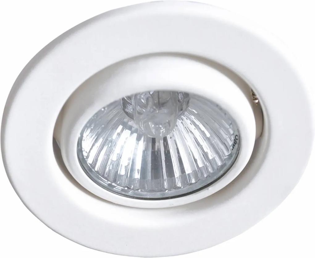 spot embutido POP circular 1Xmini dicróica BELLA DL057