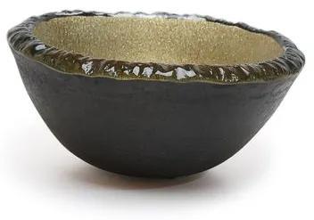 Bowl Dourado Fosco Regina Medeiros