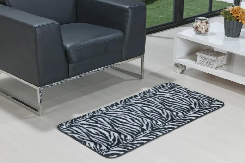 Tapete Guga Tapetes Safari 1,00X0,50 Zebra
