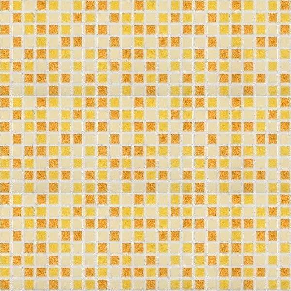 Pastilhas Adesivas Amarelas (0,60m x 2,50m)