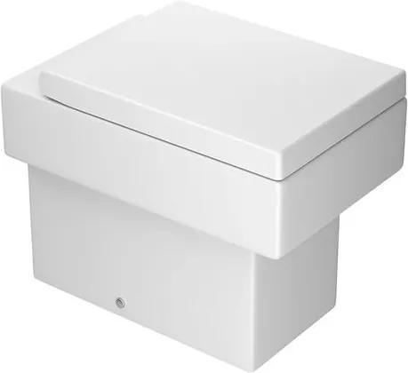 Bacia Sanitária Convencional Quadratta Branca P44 - Deca - Deca