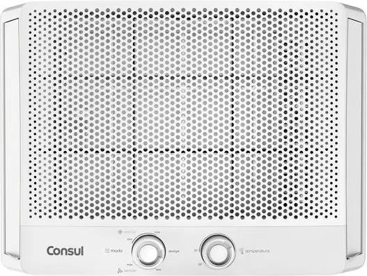 Ar condicionado janela 7500 BTUs Consul frio com design moderno 220V