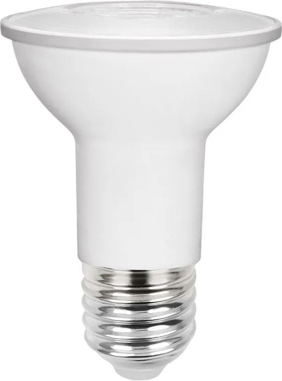 Lampada Par20 E27 Led 5,5W 550Lm 25 4000K - LED BRANCO NEUTRO (4000K)