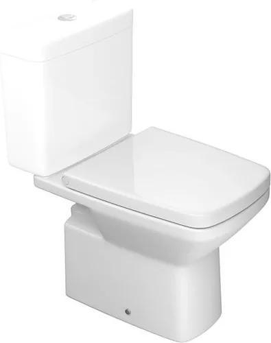 Bacia para Caixa Acoplada Clean Branca P460 - Deca - Deca