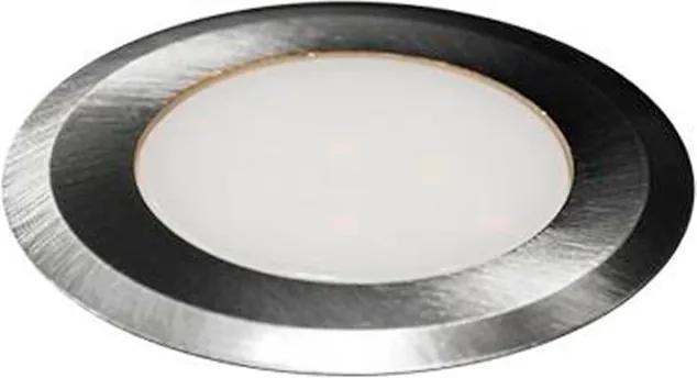 Balizador Alumínio Inox Ip66 Coin