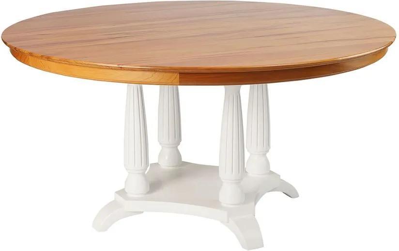 Mesa  de Jantar Belair 1.50 - Wood Prime SB 29083