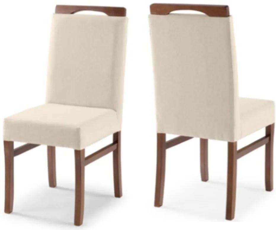 Cadeira de Jantar Athenas - Madeira Maciça - Euclar