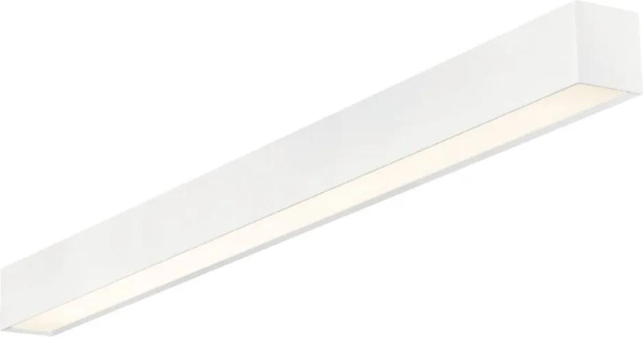 Luminaria Sobrepor Aluminio Branco