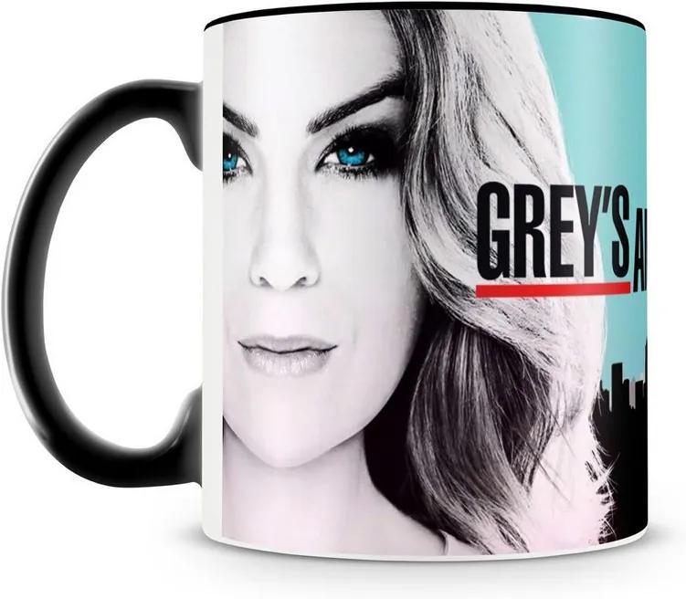 Caneca Personalizada Grey's Anatomy (Mod.1)