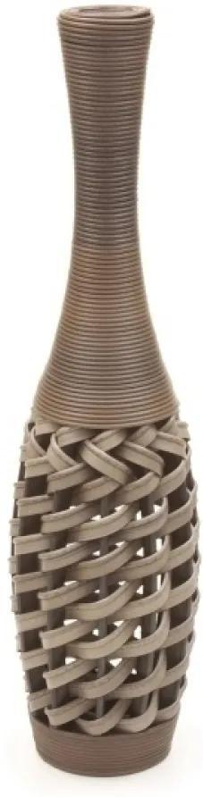 vaso de fibra CALILA alt.72cm Ilunato FM0051