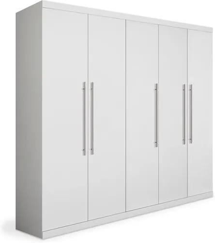 Armário, 5 Portas, Branco, Criare III