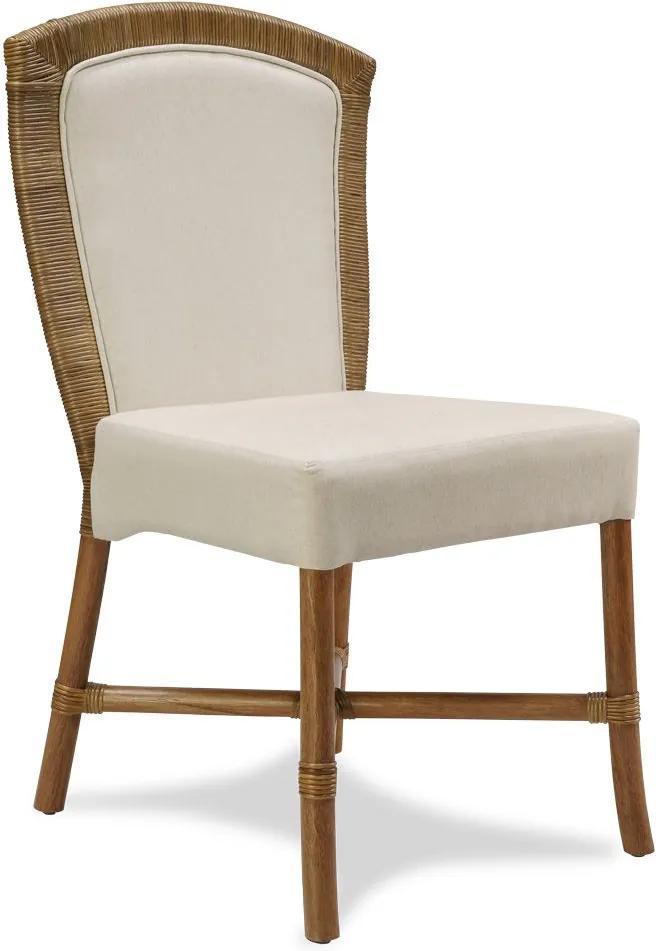 Cadeira Kazus em Madeira Apuí de Fibra Junco
