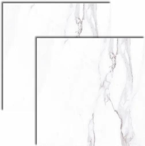 Porcelanato Borghini Acetinado Retificado 80x80cm - 8674 - Ceusa - Ceusa